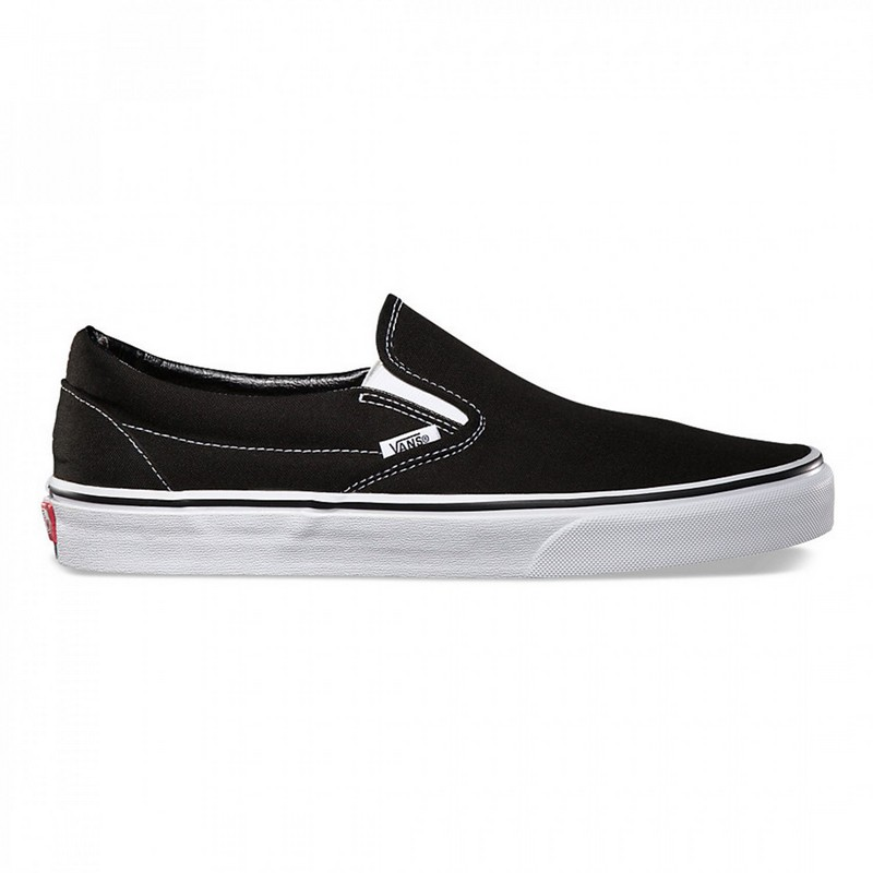 vans slip on basket