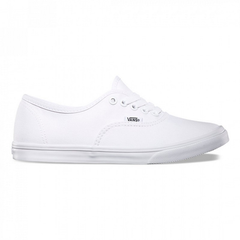a74dad83df4 Magasin Chaussure Vans Authentic Lo Pro Femme Blanche Blanche