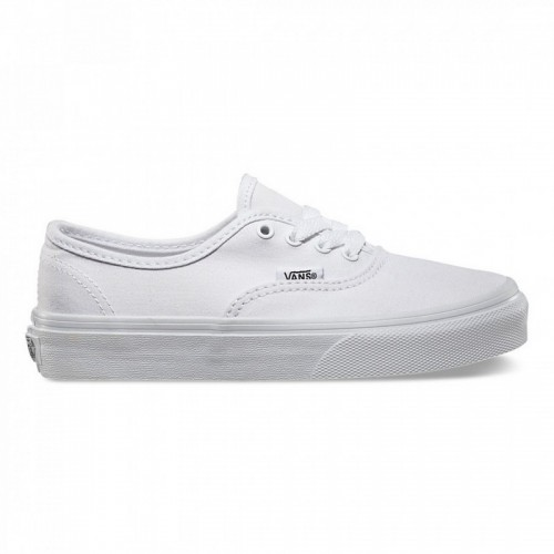 vans authentic blanche
